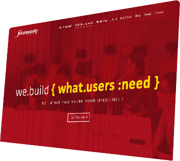 What user need